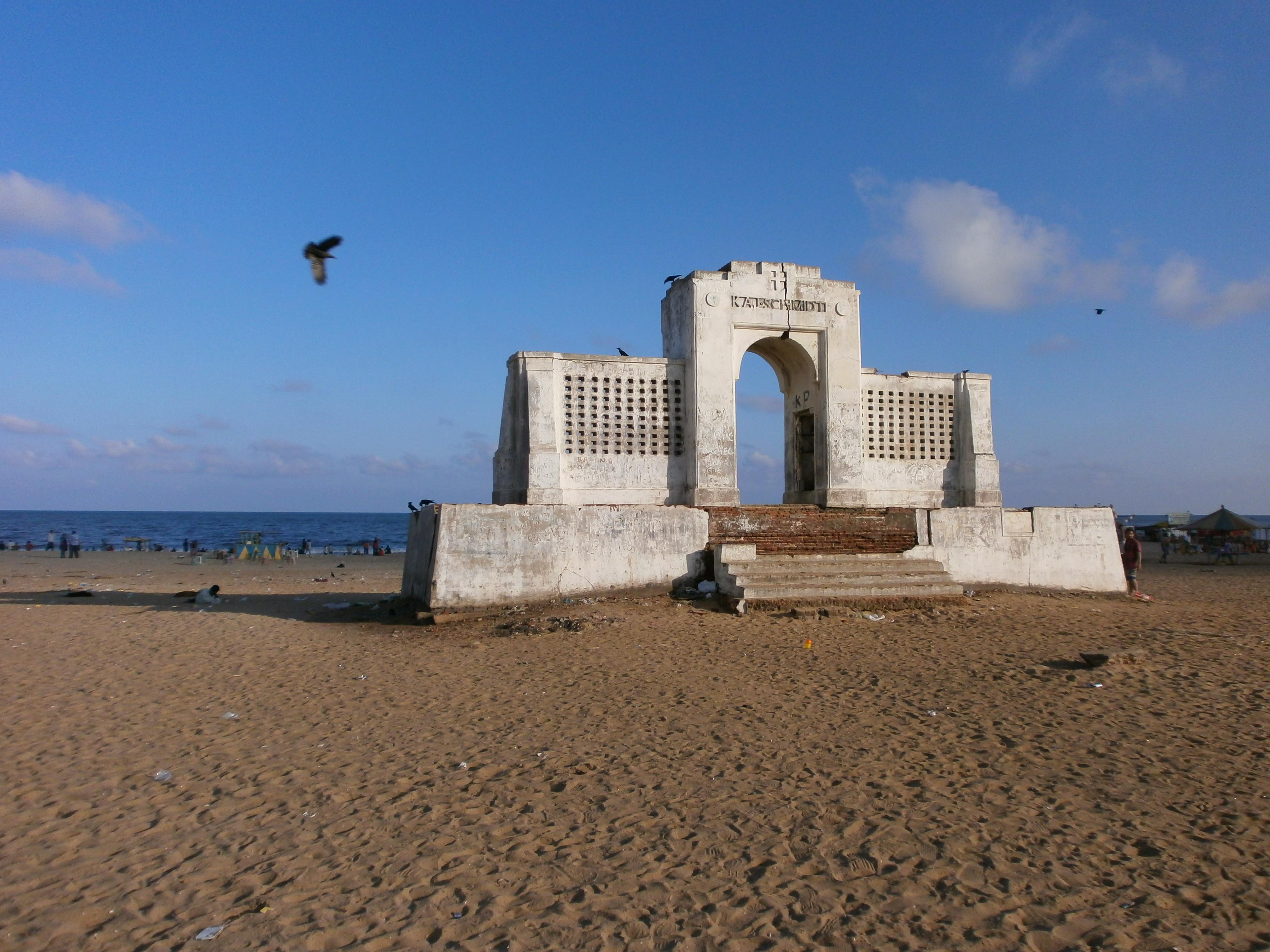 besant-nagar-beach