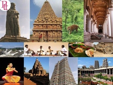 Cultural Heritage and Best Tourist places of Tamilnadu