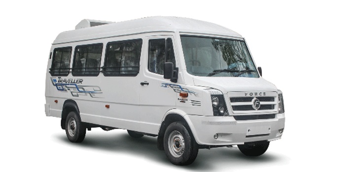 Force Motors - Travellers - 12 / 13  Seaters