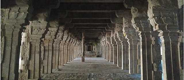 Srirangam Sri Ranganathaswamy Temple – The World Heritage