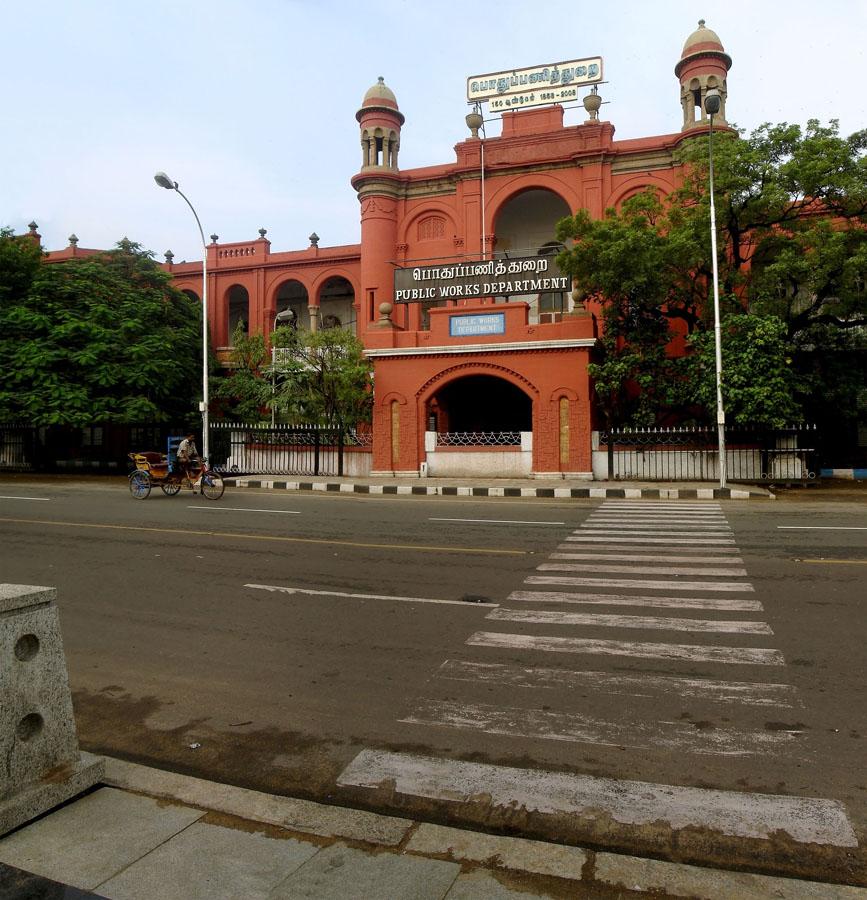 Chennai_Public_Works_Department_building