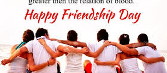 2018 Friendship Day 2018- History, Greeting Cards, Quotes, Bands, Images, Bracelets, Gifts