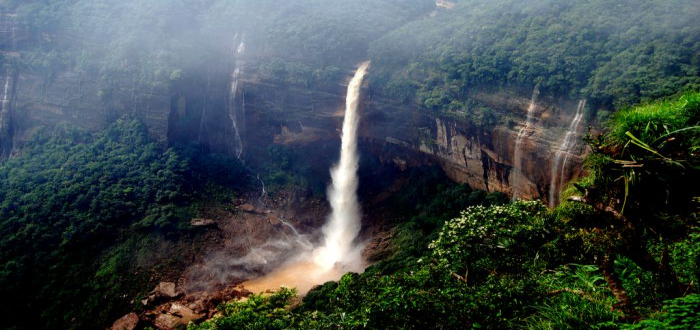 cherrapunji-waterfalls