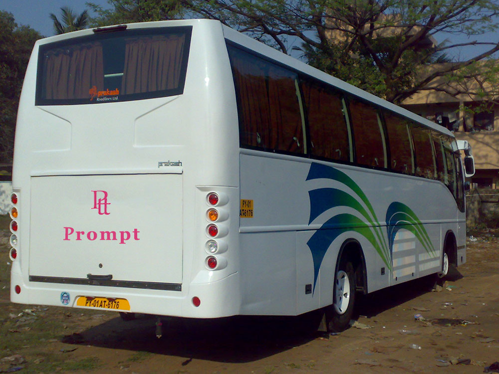 Ashok Leyland - 35 Seaters