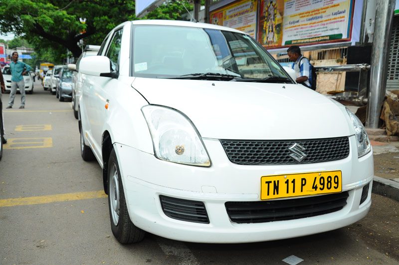 Rent Car Chennai Prompttravels