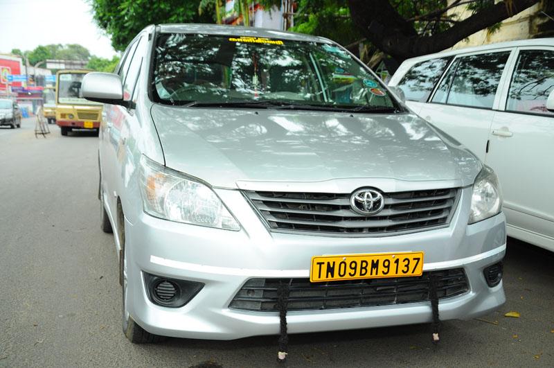 Car Hire Chennai Prompttravels