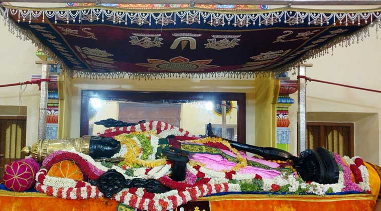 Athi varadhar Nindra Kolam