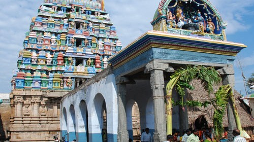 Brahma Koil |trichy temple|Tour Package from Chennai