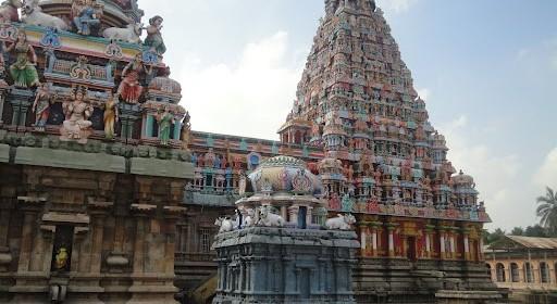 saptha vigraha moorthis temple, Mahalingeswarar, Thiruvidaimarudur