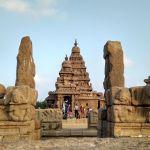 Mahabalipuram Front View