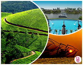 cultural south india tour package