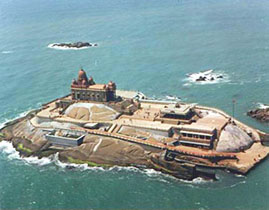 kovalam-kanyakumari tour package