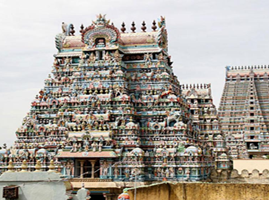 temple package from chennai