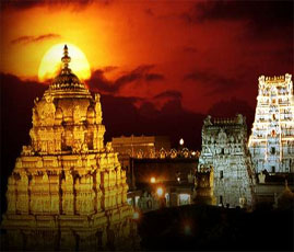 south india temple package